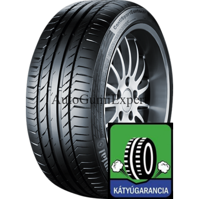 Continental ContiSportContact 5         235/50 R18 97V