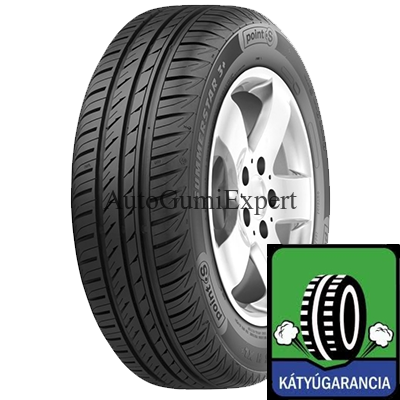 Point S SummerStar 3+        195/50 R15 82V